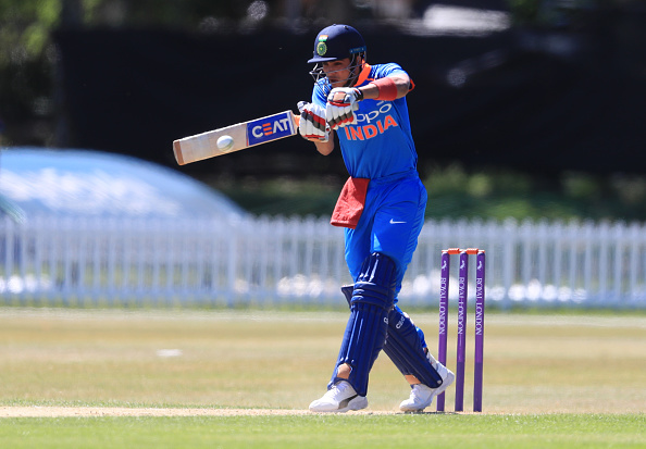 Rising talent Shubman Gill is part of both Pandey's and Iyer's teams | Getty
