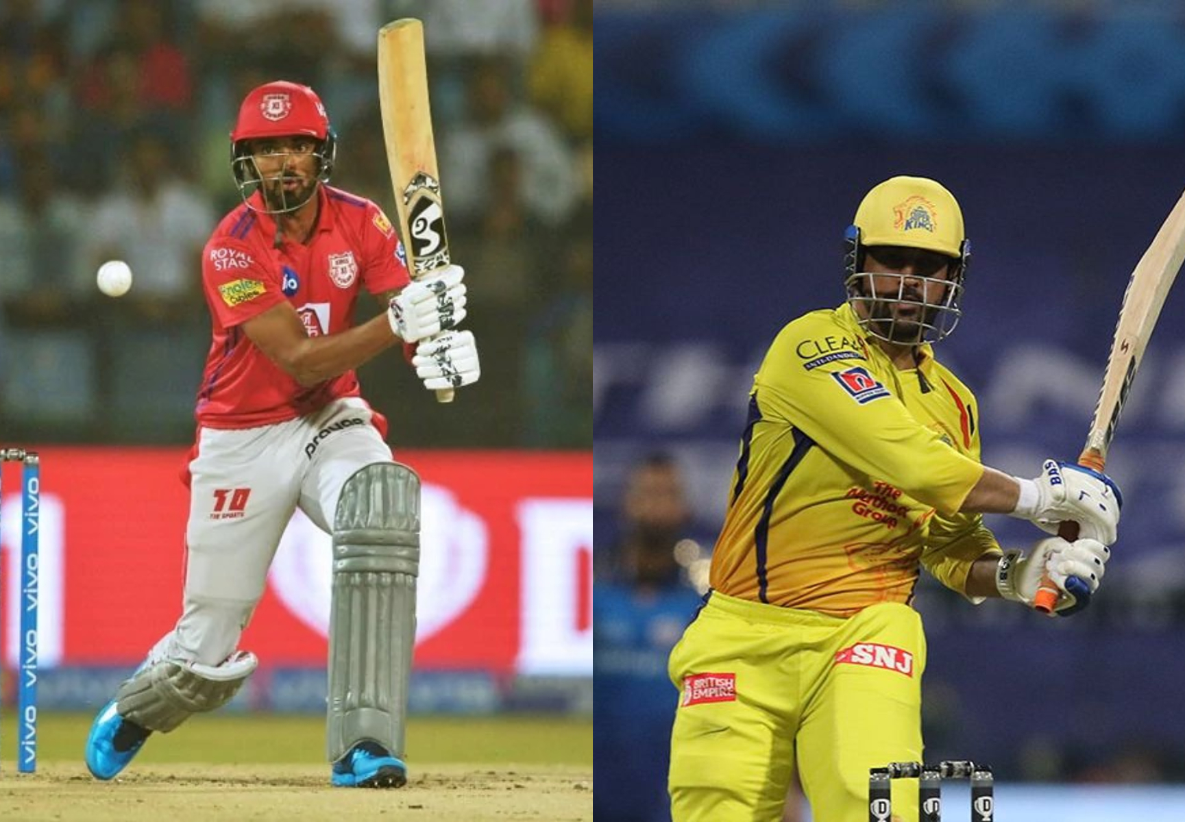 KXIP and CSK are both placed at the bottom two spots in IPL 2020 points table   IANS
