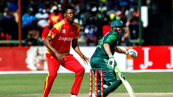 Zimbabwe pacer Blessing Muzarbani takes an unspecified break from international cricket
