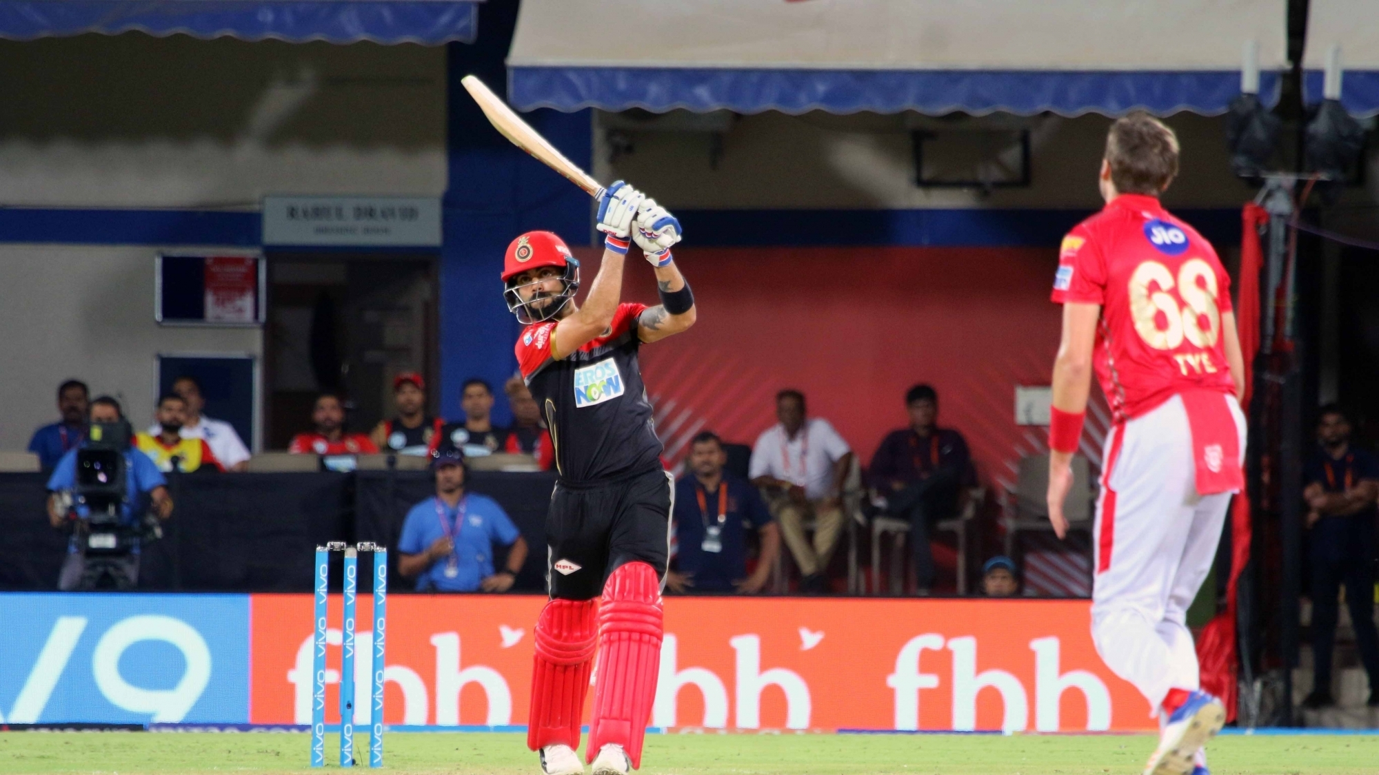 IPL 2018: Virat Kohli delighted by RCB's performance against KXIP