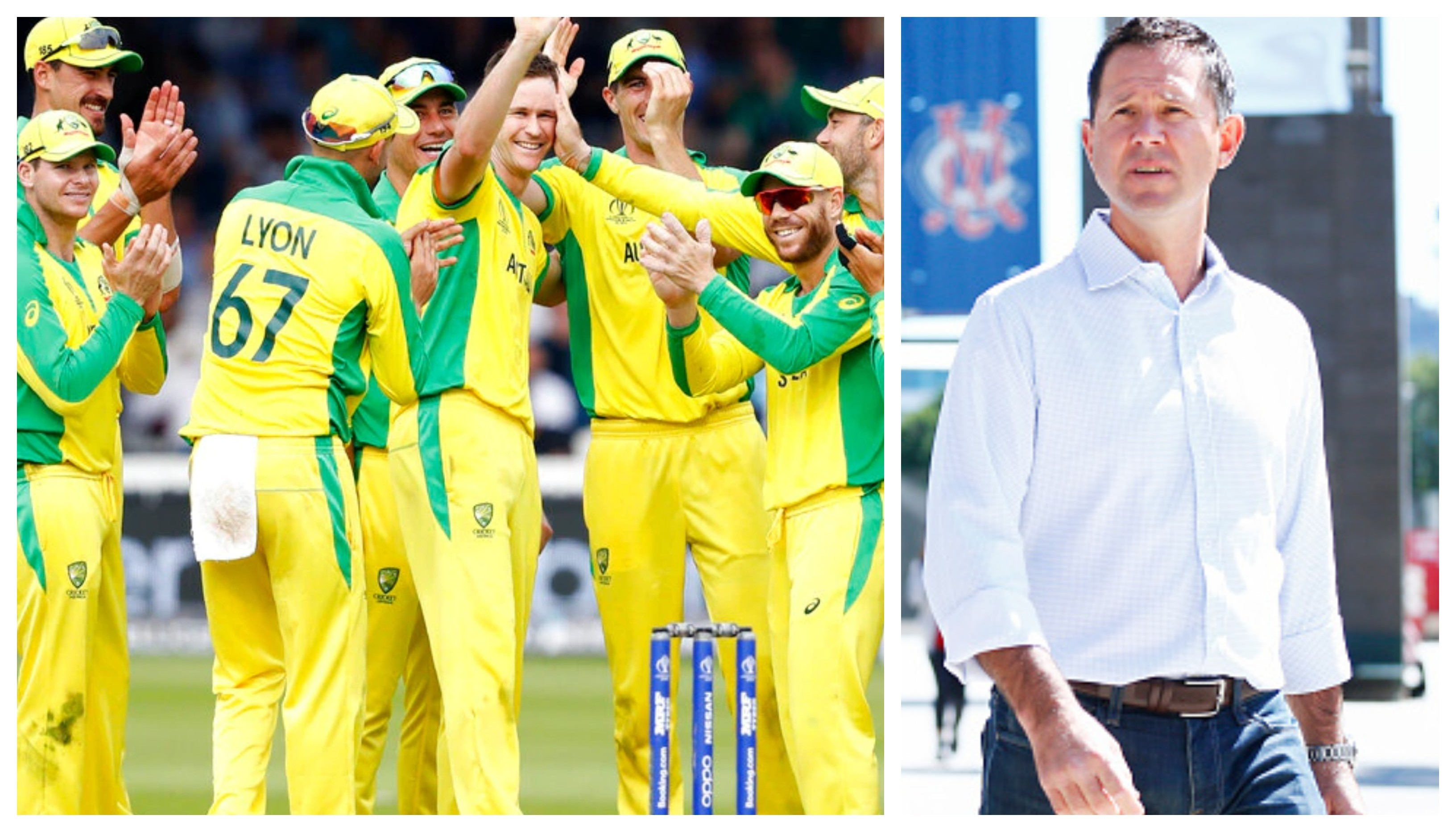 ENG v AUS 2020: Ponting hopes Australia will patch up 'a few little holes' in their ODI game against England