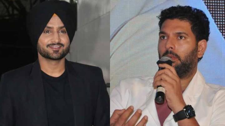Yuvraj and Harbhajan take subtle digs at Team India selectors for ignoring them