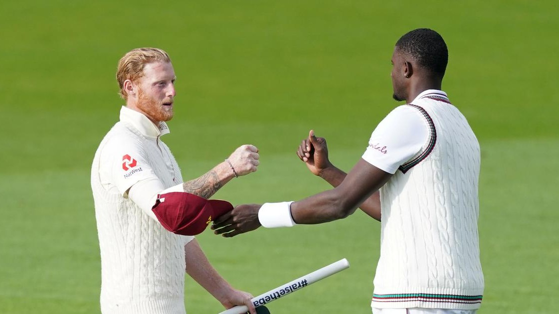 ENG v WI 2020: Ben Stokes pips Jason Holder to become No.1 all-rounder in ICC Test rankings