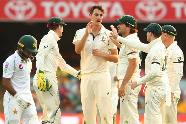 The Aussies dominated the first Test | Getty