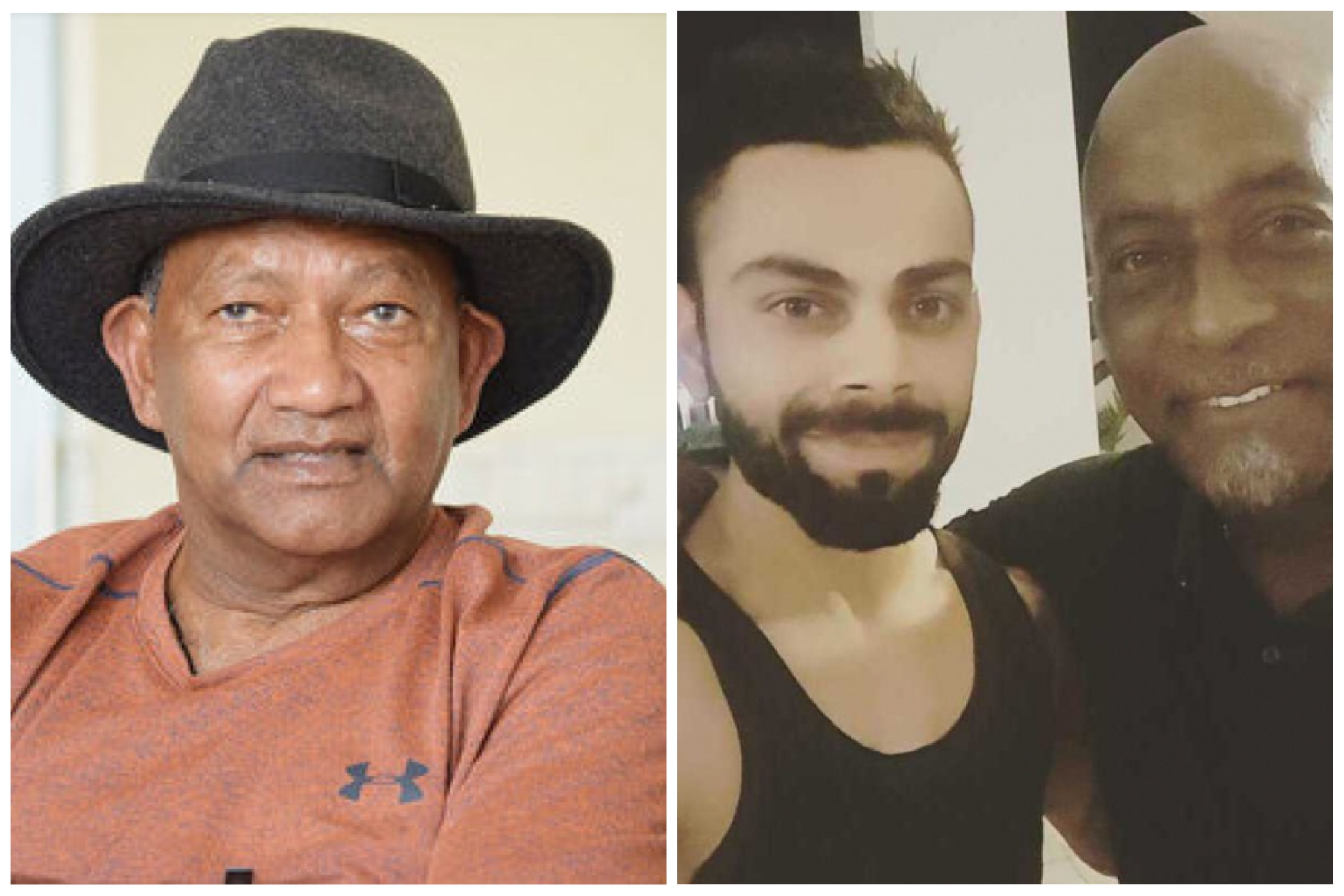 West Indian great Alvin Kallicharran rates Virat Kohli as 'super natural' talent