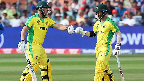 Warner miffed with Finch's omission from Australia's predicted 2023 World Cup team
