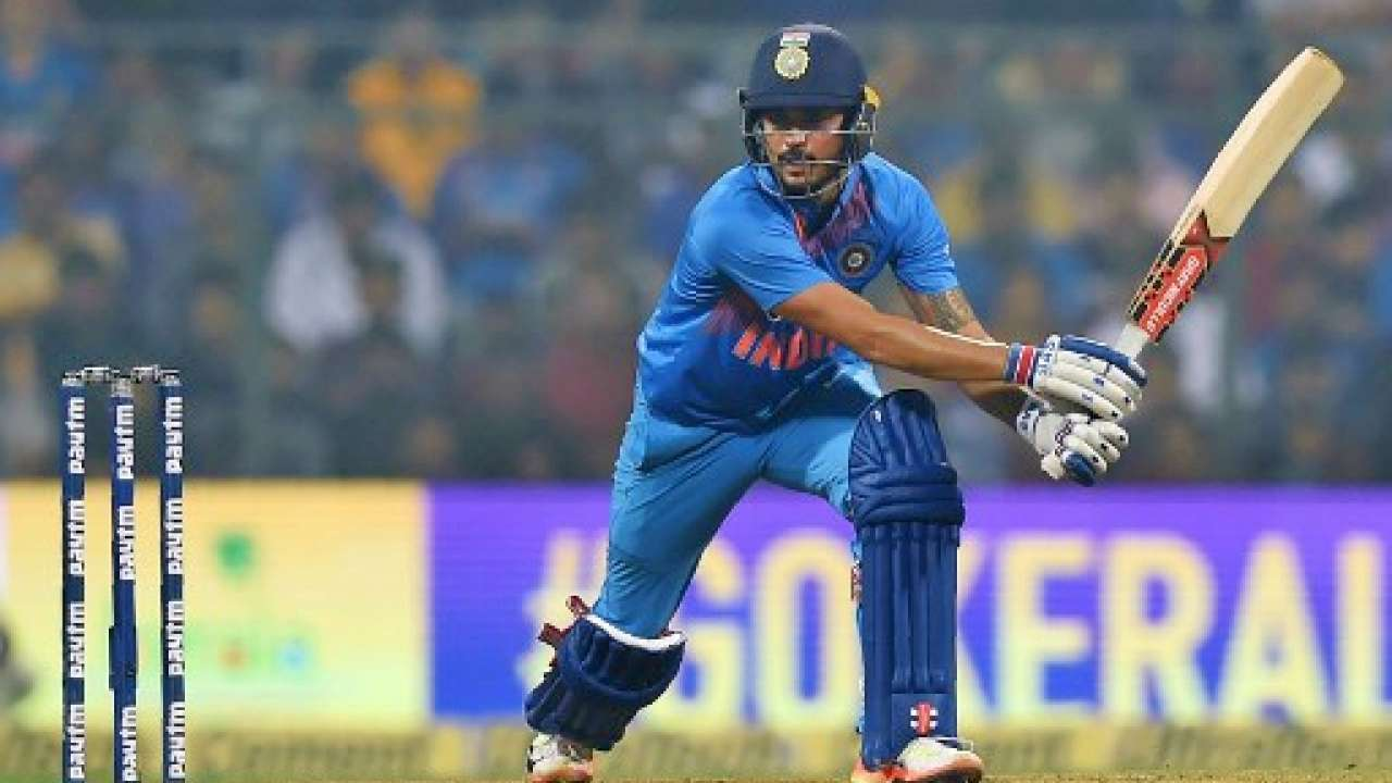 Manish Pandey is in superb form with the bat at the moment | AFP