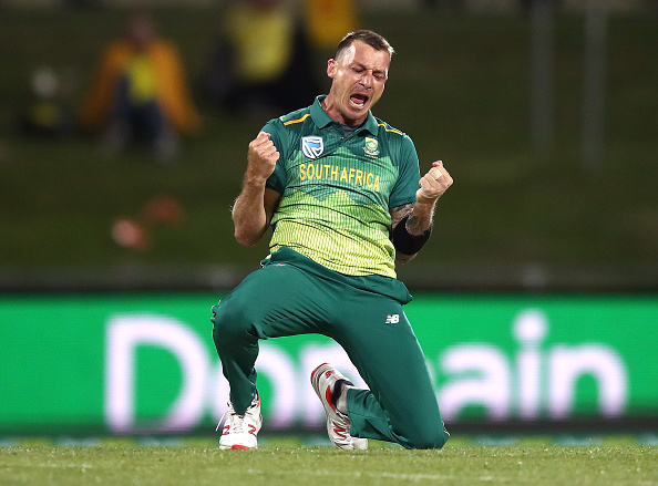 Sheer passion and determination, Dale Steyn is love | Getty