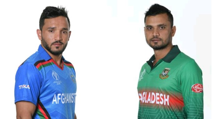 CWC 2019: Match 31, BAN v AFG - Statistical Preview
