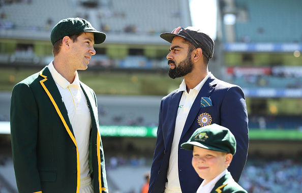 The four-Test series begins on December 17 | Getty