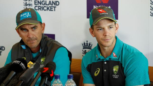 Australia captain Tim Paine says players 100% behind coach Justin Langer; rubbishes reports of discontent