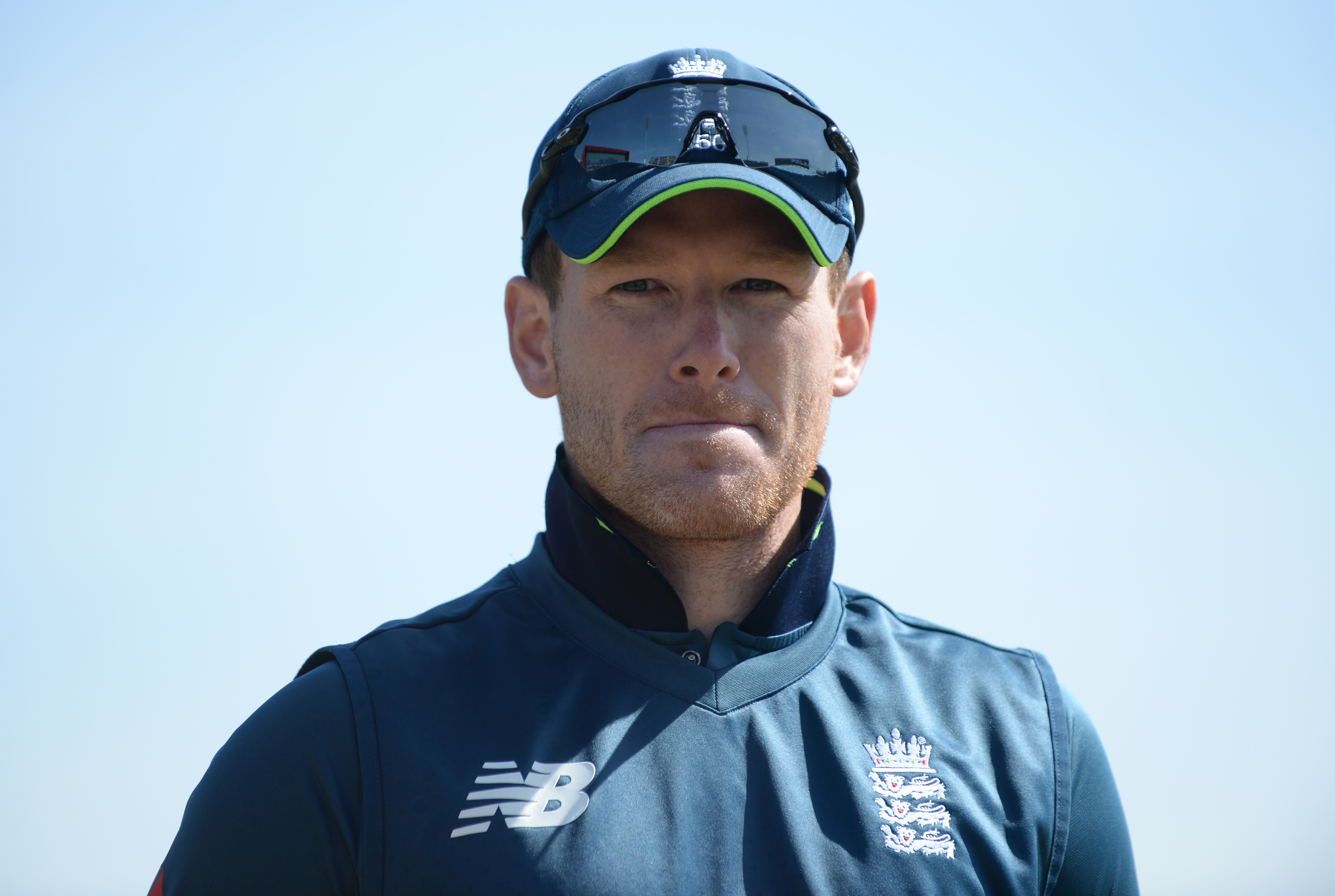 England skipper Eoin Morgan | Getty
