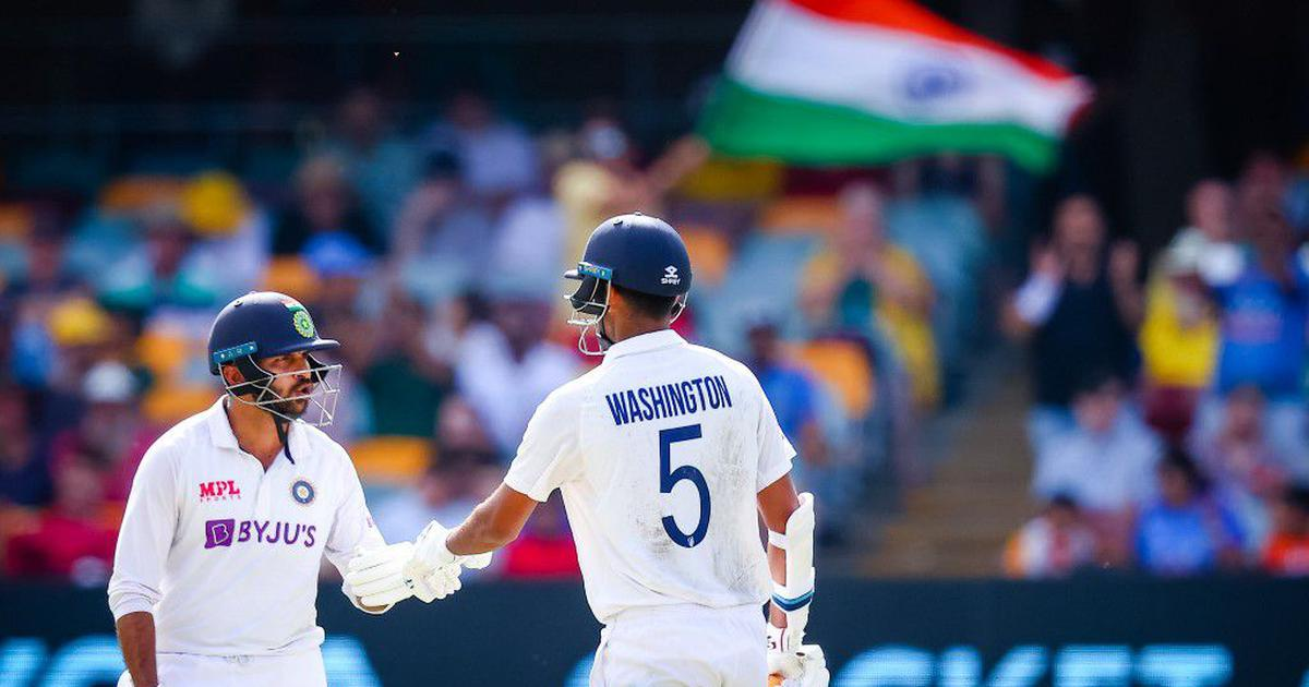 Shardul added 123 runs for the 7th wicket with Washington Sundar| Getty