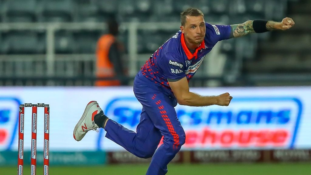 Dale Steyn among list of retained players for next Mzansi Super League