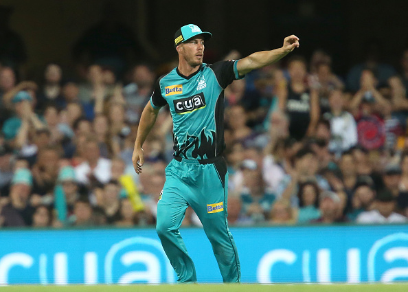 Chris Lynn is excited to play against the UAE | Getty Images