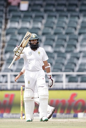 Hashim Amla scored a brilliant 61 | Getty