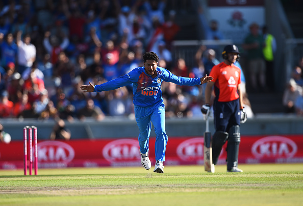 Kuldeep Yadav | GETTY