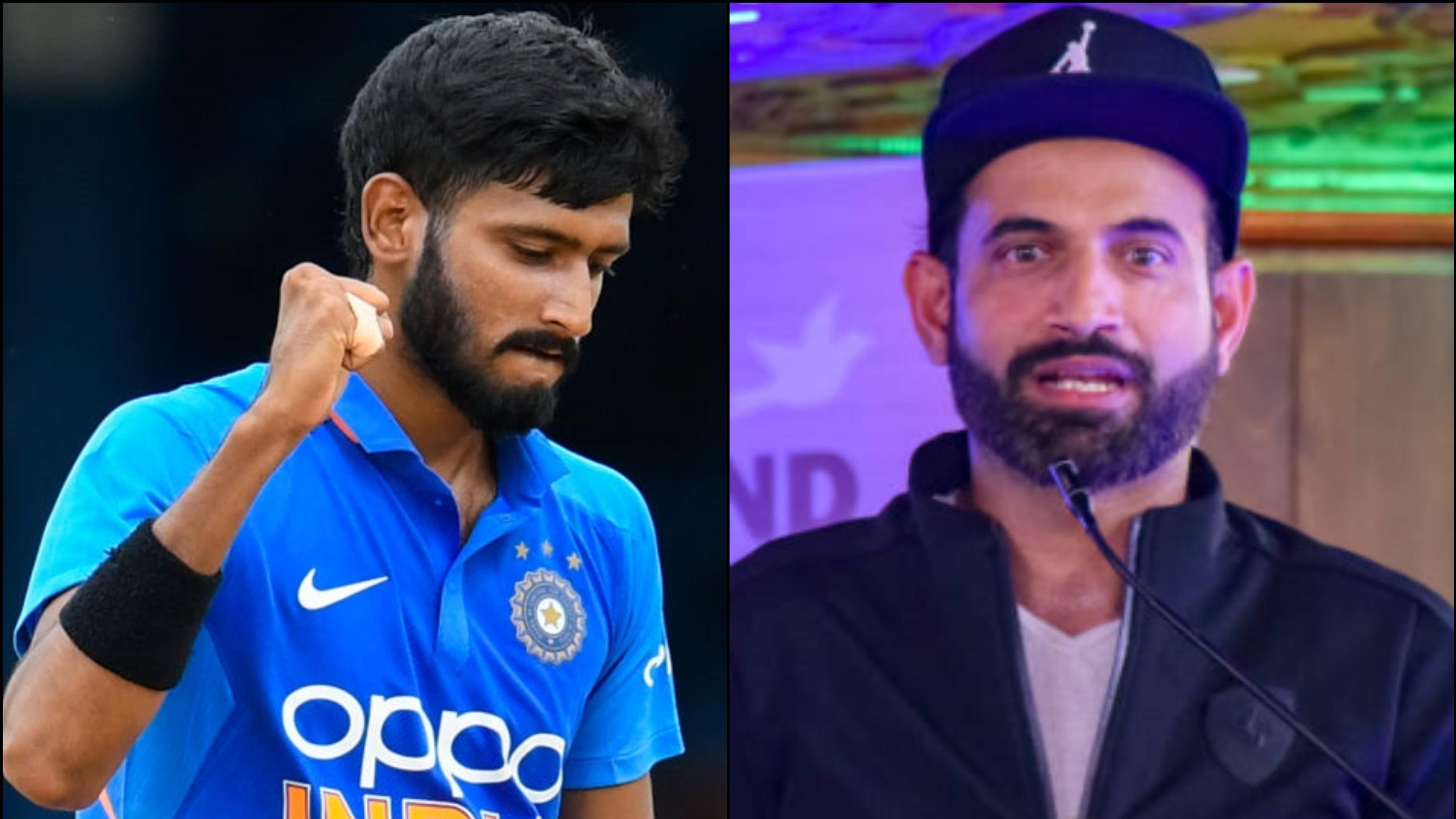 IND v BAN 2019: खलील अहमद को मिल रहे अवसरों का फायदा उठाना चाहिए : इरफान पठान