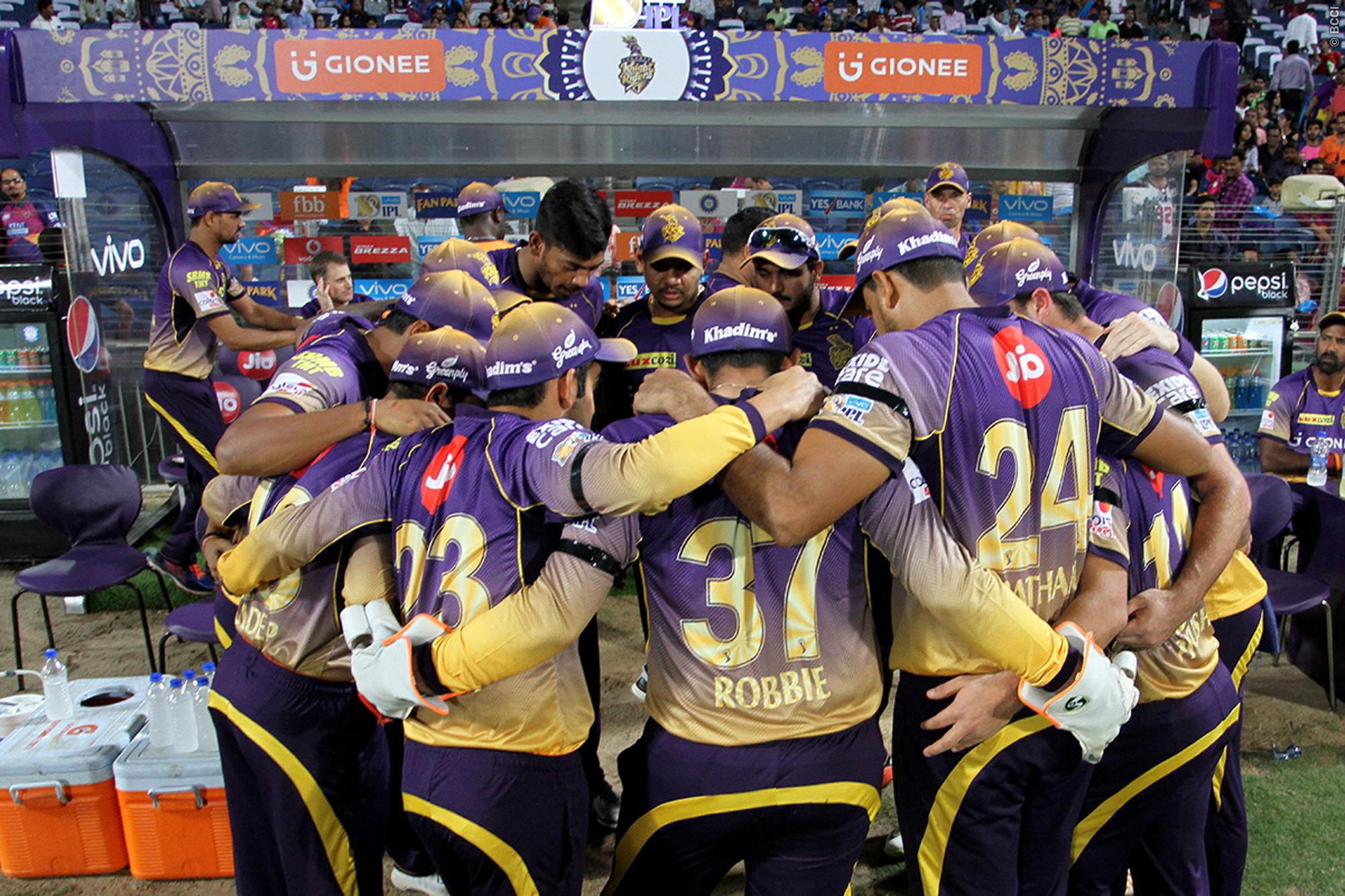 KKR will go for major players in the auction. (IPL)