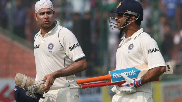 On This Day in 2012: VVS Laxman bid adieu from international cricket and blamed Dhoni