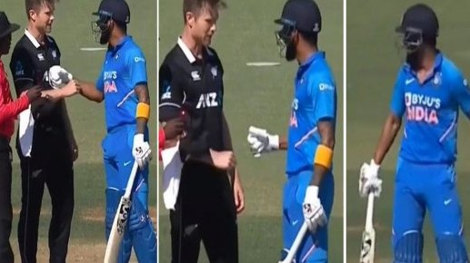 ICC roasts NZ for super over after Jimmy Neesham's 'rock paper scissors' tweet
