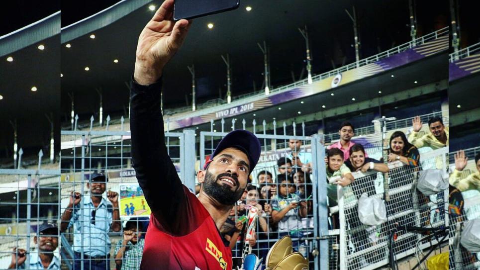 IPL 2018 : दिनेश कार्तिक ने अपने फैंस का शुक्रिया अदा करते हुए कहा कि एक टीम अपने फैंस के बिना कुछ भी नहीं