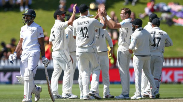 NZ v IND 2020: First Test - Statistical Highlights