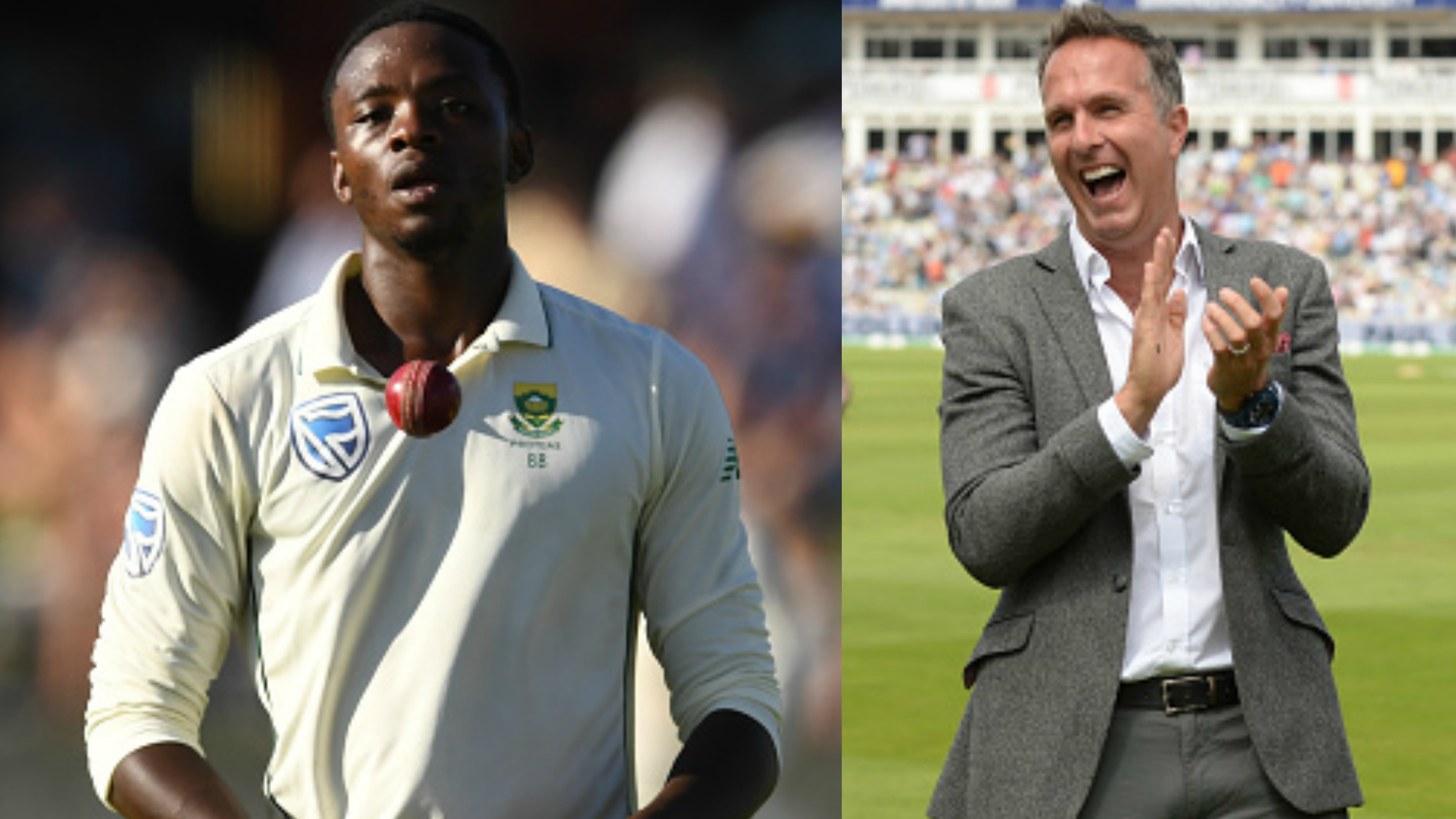SA v ENG 2020: Vaughan slams ICC for banning Rabada for celebrating Root's wicket