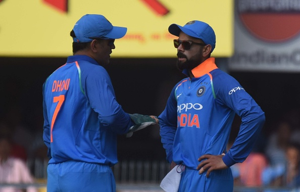 Afridi believes Virat Kohli still needs to learn from MS Dhoni's captaincy career | Getty Images
