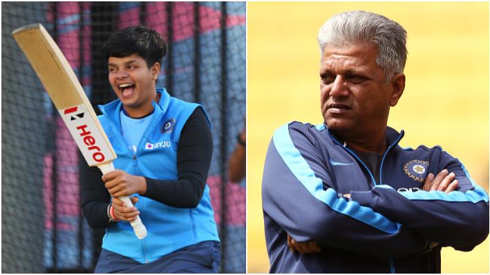 WV Raman backs Shafali Verma's selection in Test squad for her destructive batting style