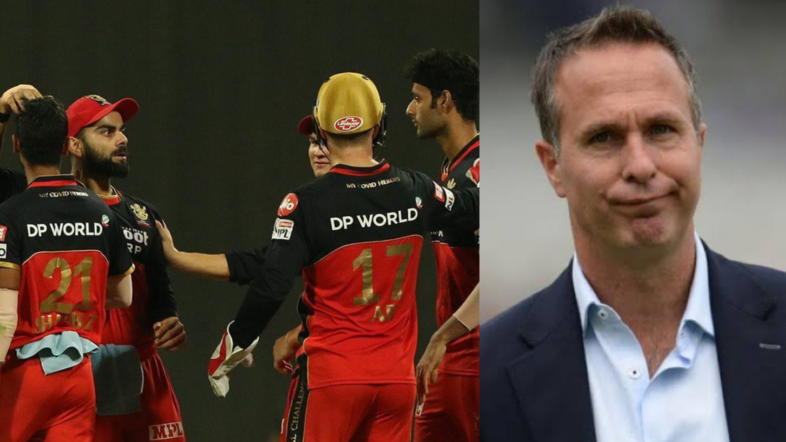 IPL 2020: Michael Vaughan says RCB doesn't have enough firepower to lift IPL 13 trophy
