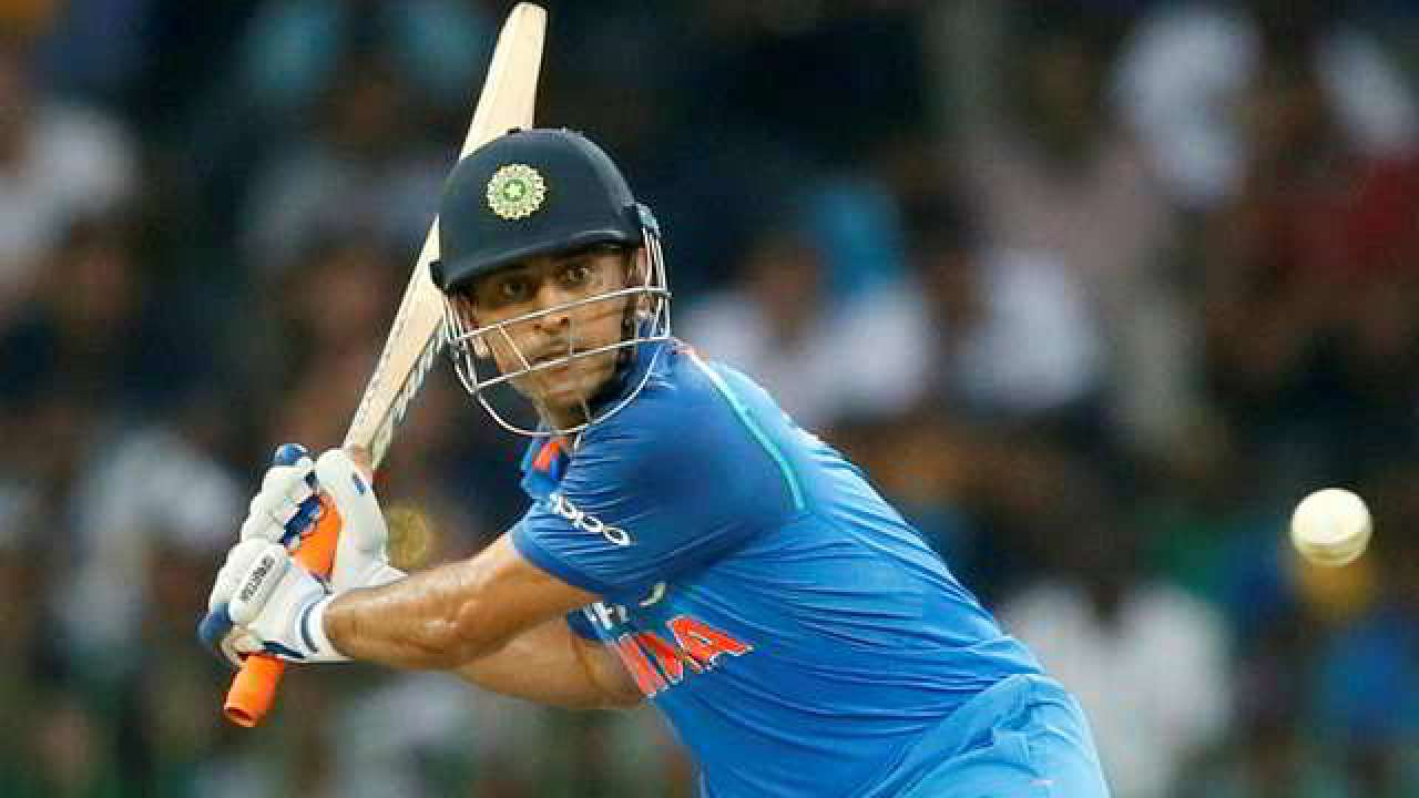 MS Dhoni's gear auctioned for a noble charity cause