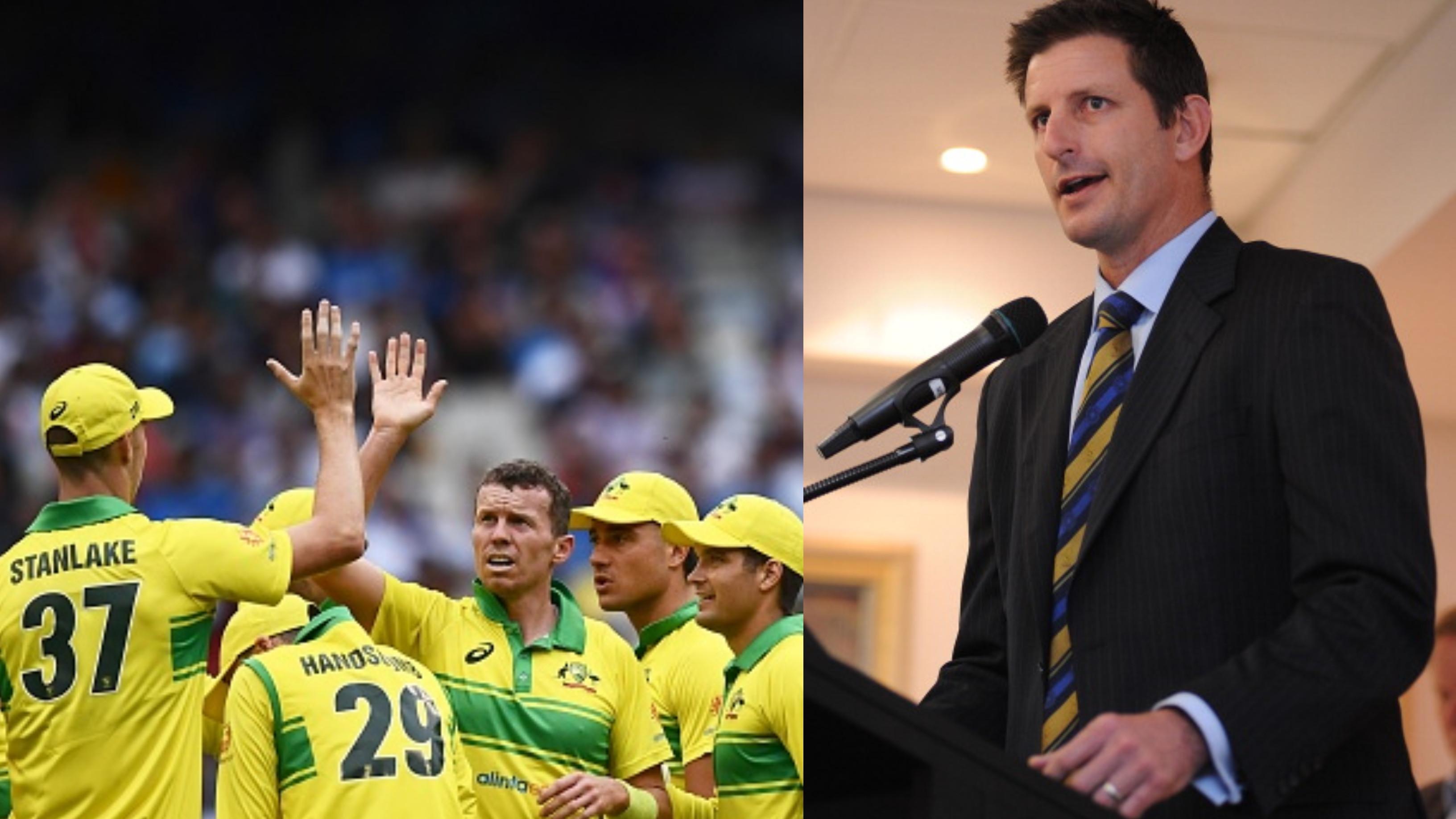 CWC 2019: Michael Kasprowicz speaks on Australia's 2019 World Cup chances