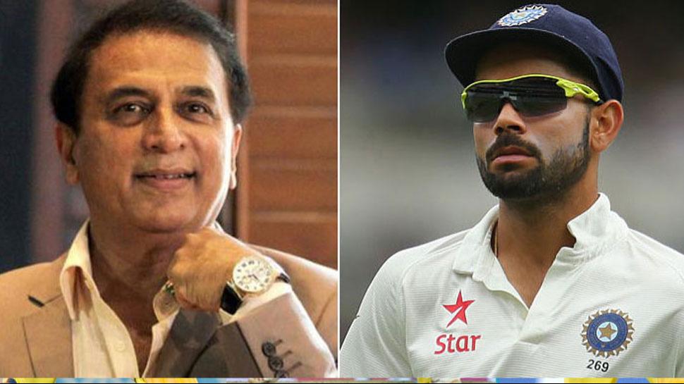 बीसीसीआई ने विराट कोहली को खेल रत्न और सुनील गावस्कर को ध्यानचंद आवर्ड के लिए किया नामित