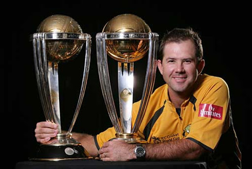 Ponting led Australia to 2 World Cup triumphs | ICC