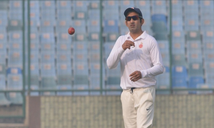 Gautam Gambhir retired after scoring 112 in his last Ranji match