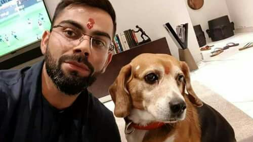Virat Kohli is missing someone special after moving to Mumbai