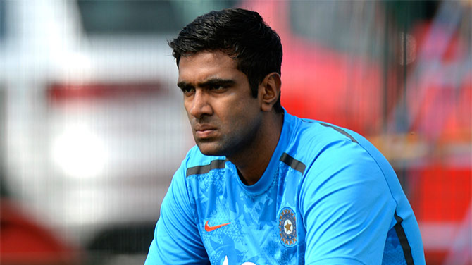 R Ashwin likely to be available for Worcestershire's County Championship campaign