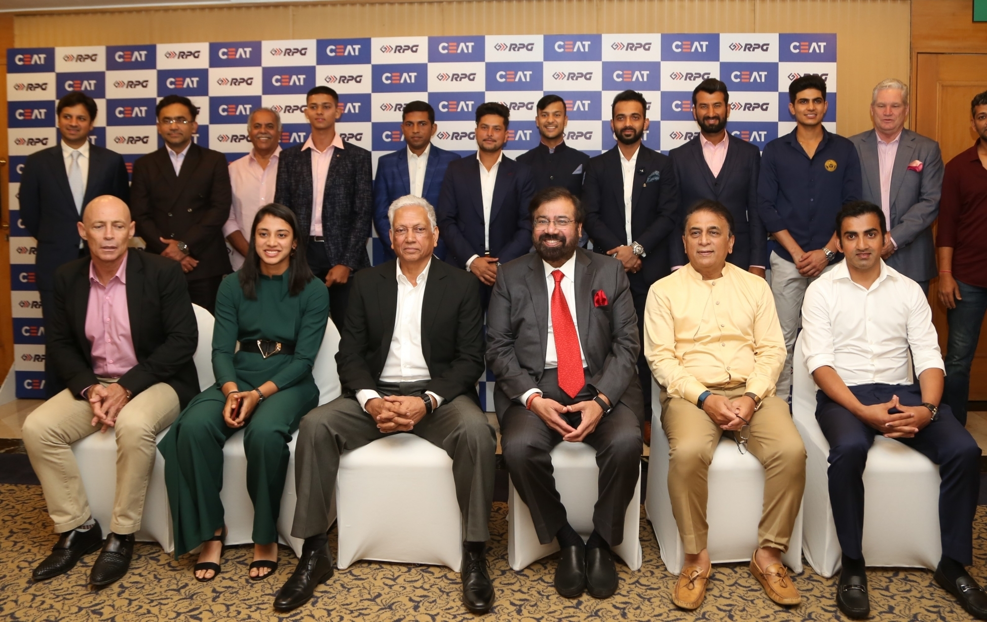 Mohinder Amarnath was bestowed with the lifetime achievement award at the CEAT Cricket Rating Awards | IANS