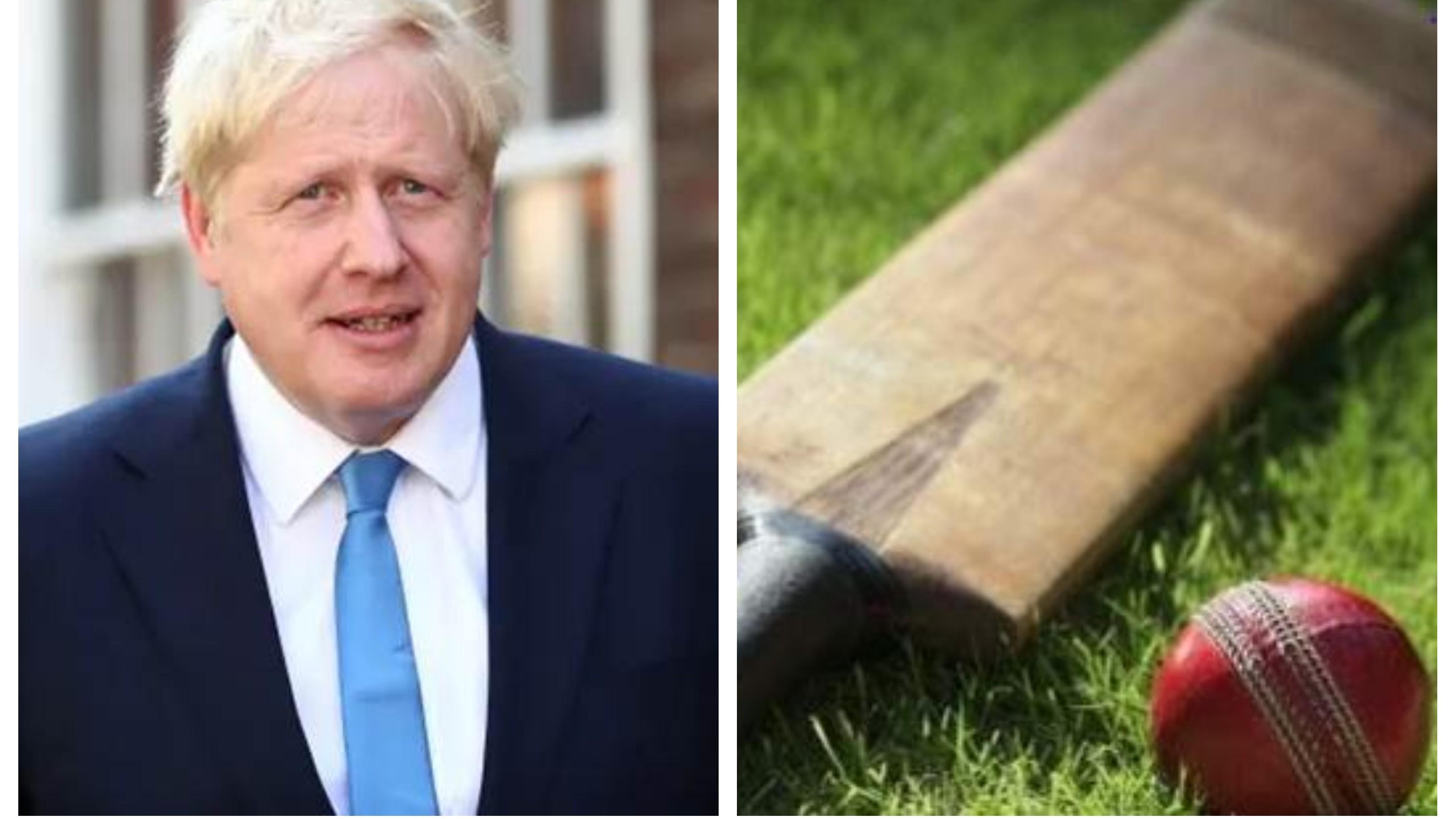 British PM Boris Johnson allows resumption of recreational cricket from July 11