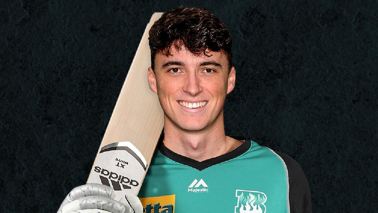 Brisbane Heat signs England's young gun Tom Banton for BBL 09