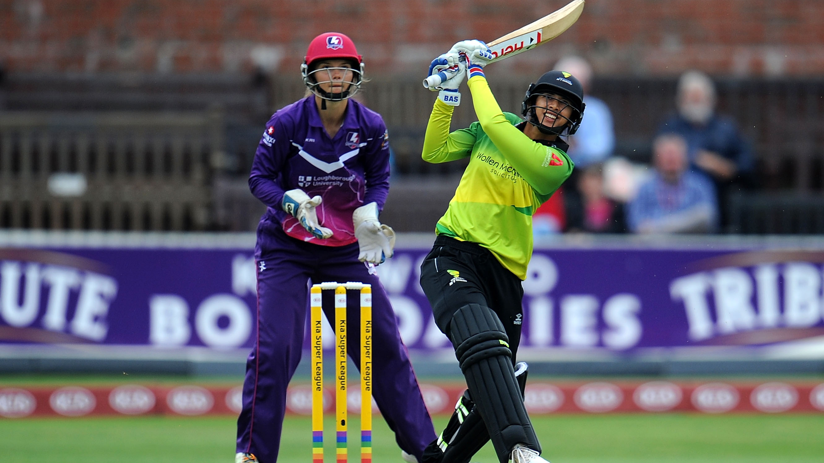 Smriti Mandhana enthralls the crowd with another dazzling batting performance in KSL