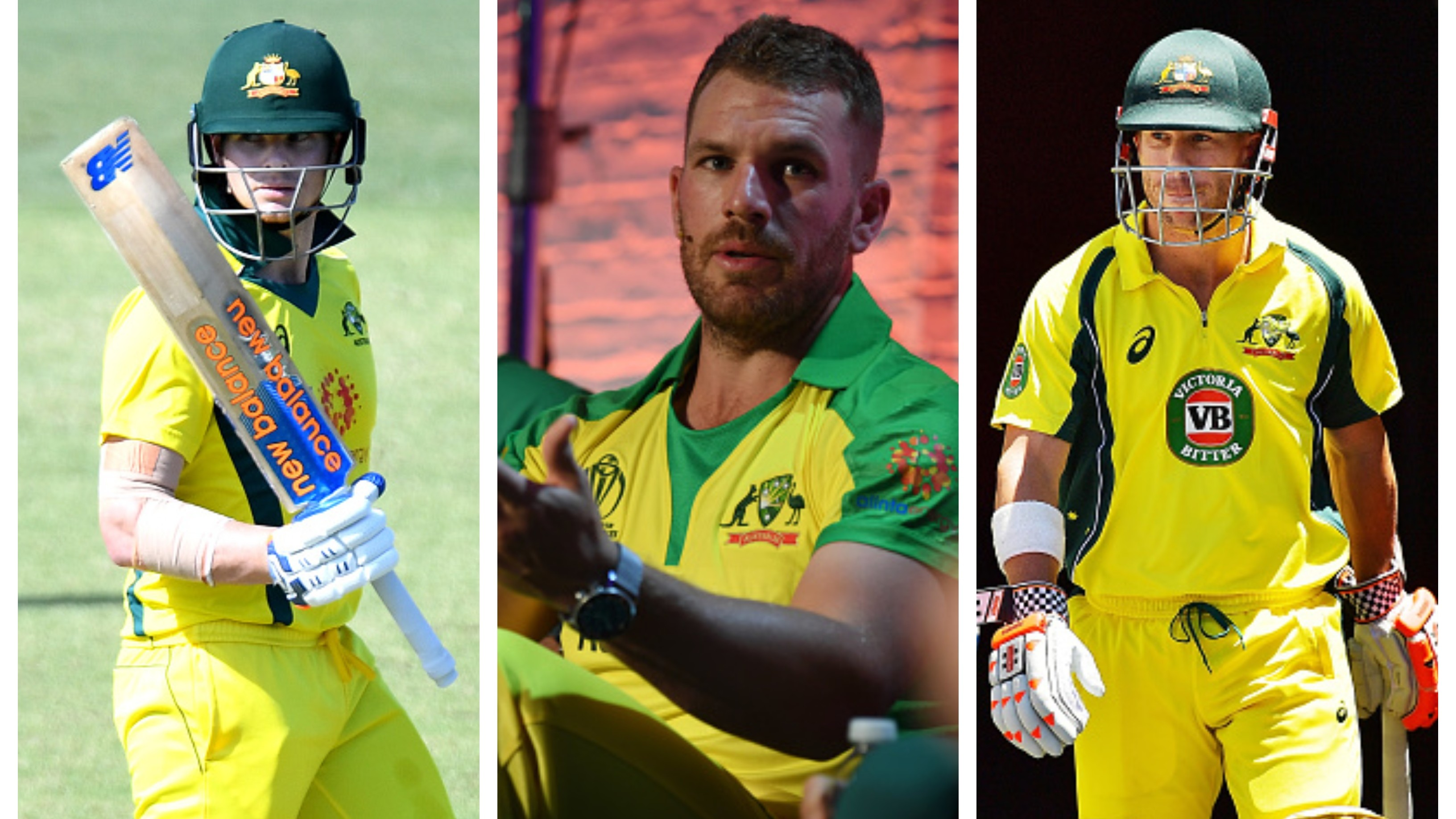 CWC 2019: Aaron Finch plays down security concerns for Steve Smith and David Warner