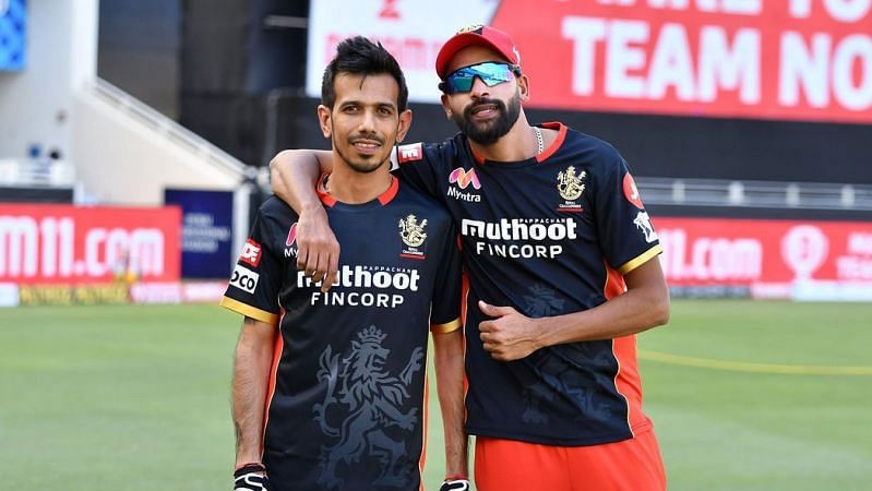 IPL 2021: Yuzvendra Chahal opines on RCB's brilliant form in IPL 14; lauds Siraj, Harshal, Maxwell
