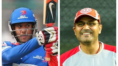 Mayank Agarwal talks about his mesmerizing encounter with idol Virender Sehwag