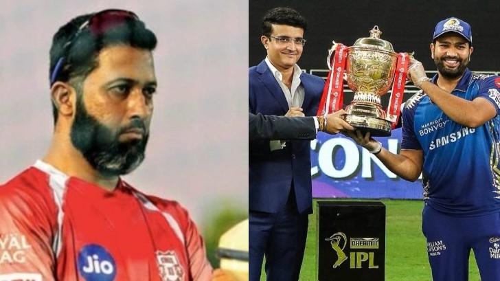 IPL 2020: KXIP coach Wasim Jaffer congratulates Mumbai Indians with a hilarious tweet