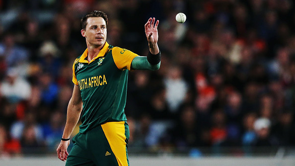 WATCH: Upbeat Dale Steyn expresses his wish to win the World Cup for South Africa