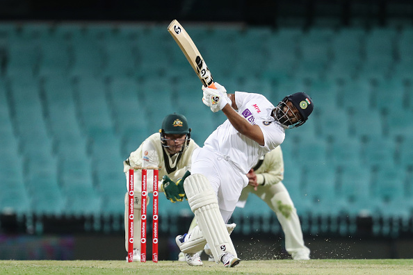 Rishabh Pant has the X-factor as a batsman | Getty Images