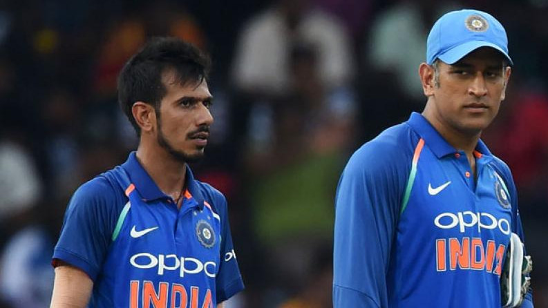 MS Dhoni helps me in every new challenge, says Yuzvendra Chahal