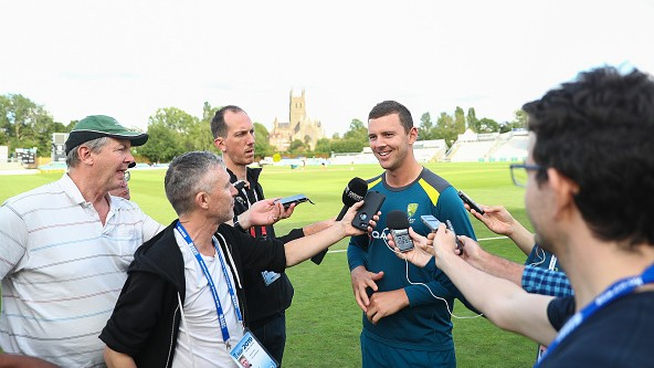 Ashes 2019: Australia has all bases covered for the Lord's Test, says Josh Hazlewood